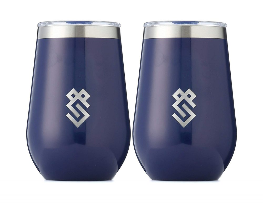 Wine Glass For Sailing