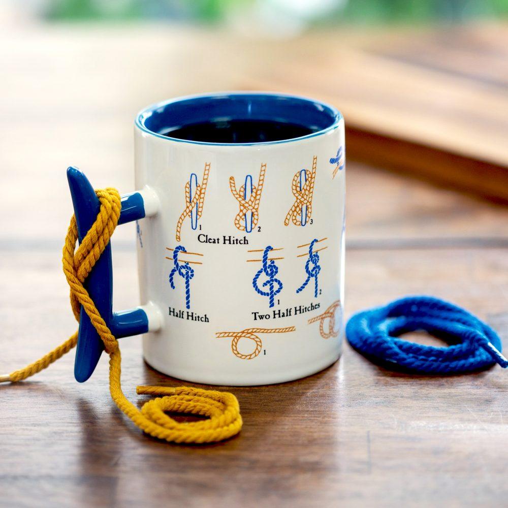 The Knot Makers Coffee Mug Sailmodo